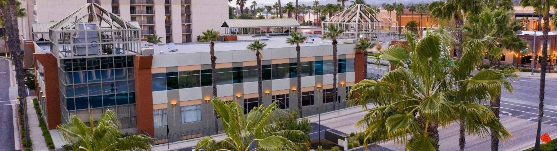 Chase Suite Hotel Brea, California - Location